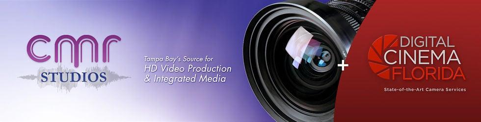 CMR Studios + Digital Cinema Florida