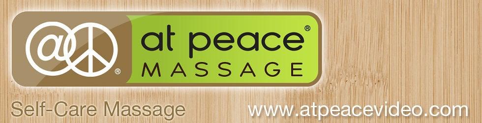 at peace® - Self-Care Massage