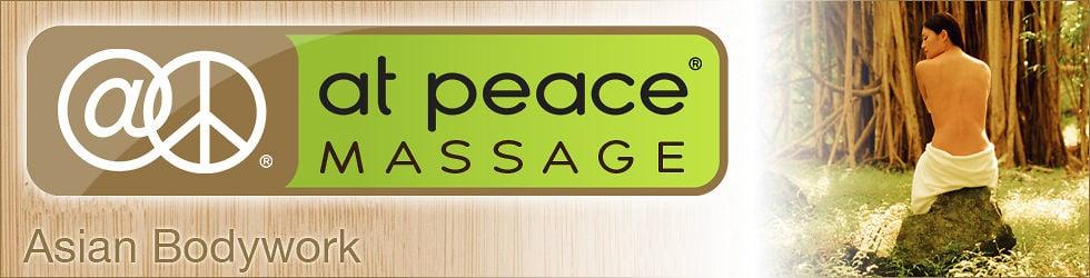 at peace® - Asian Bodywork