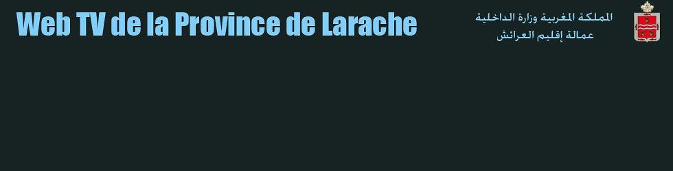 Web TV de la Province de Larache