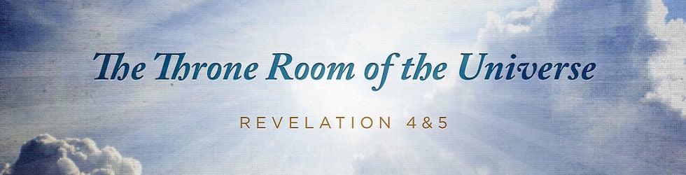The Throne Room of the Universe - John Barnett