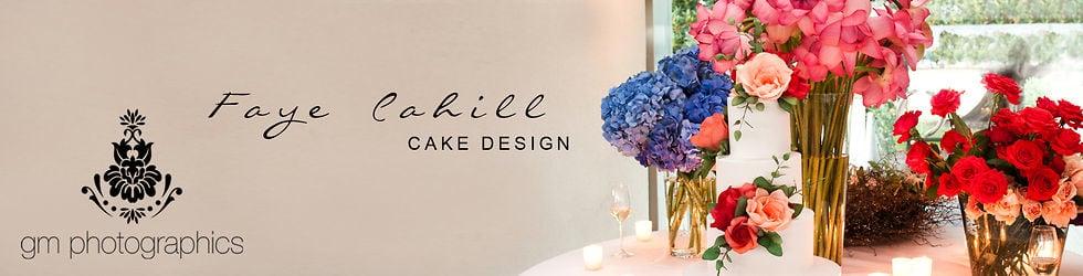 Faye Cahill, Cake Design