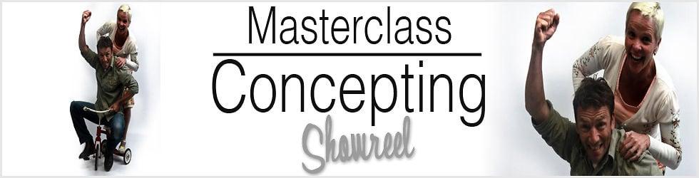 Masterclass Concepting Promo