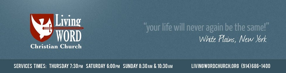 Living Word Christian Church Services