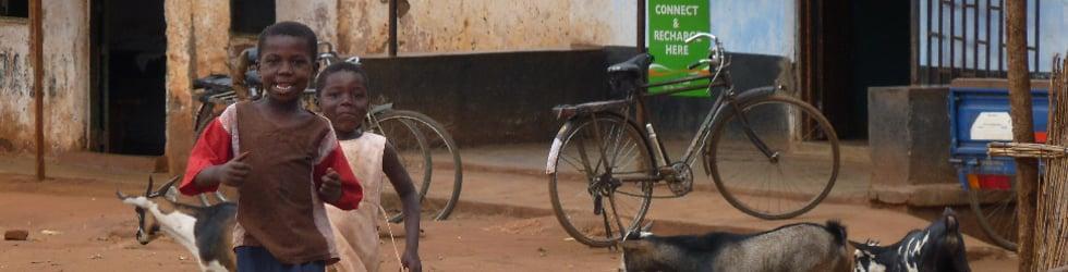 Helping Malawi