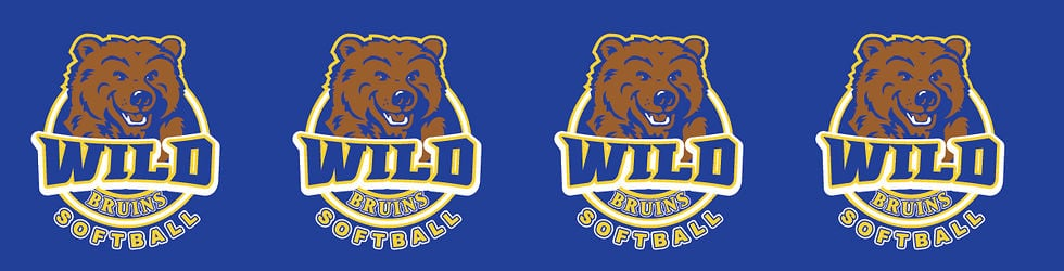 Wild Bruins Softball