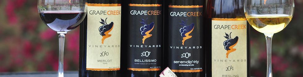 Grape Creek Vineyards - Texas Hill Country
