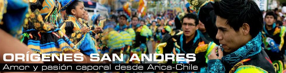 Orígenes San Andres