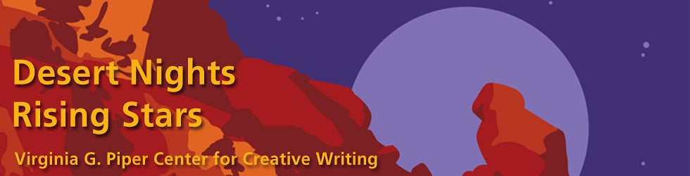 Desert Nights, Rising Stars: The ASU Writers Conference