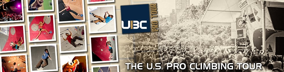 Unified Bouldering Championships