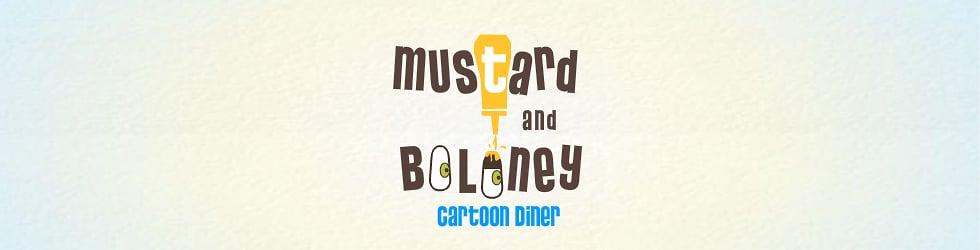 Mustard and Boloney Cartoons