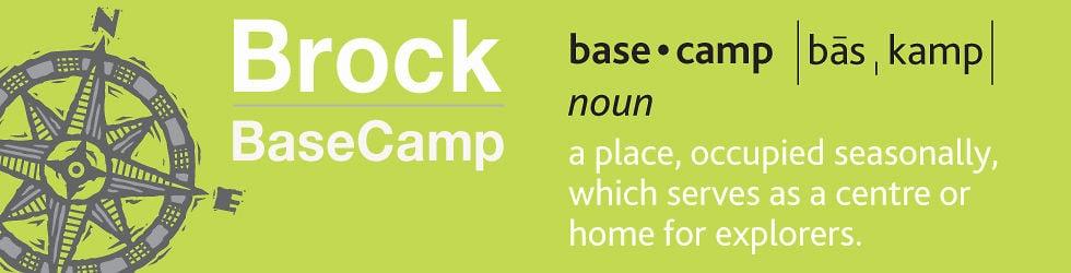 Brock BaseCamp