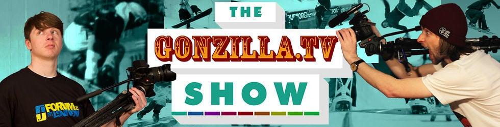 THE GONZILLA.TV SHOW