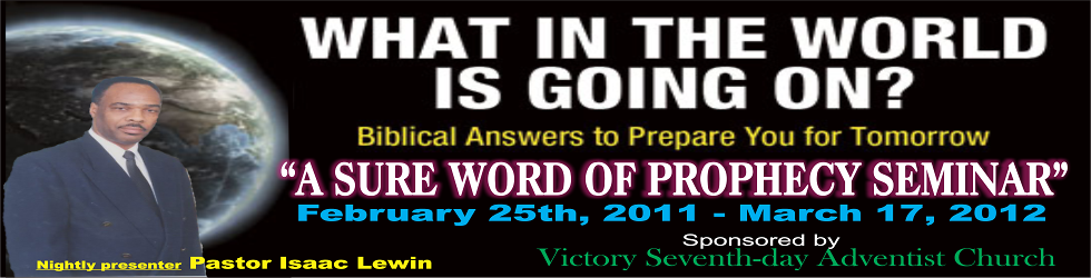 SURE WORD OF PROPHECY