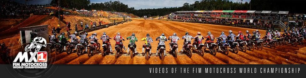 Motocross World Championship Videos
