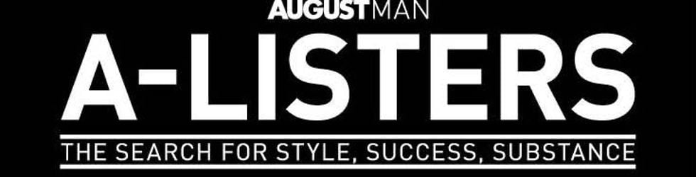August Man A-listers 2012