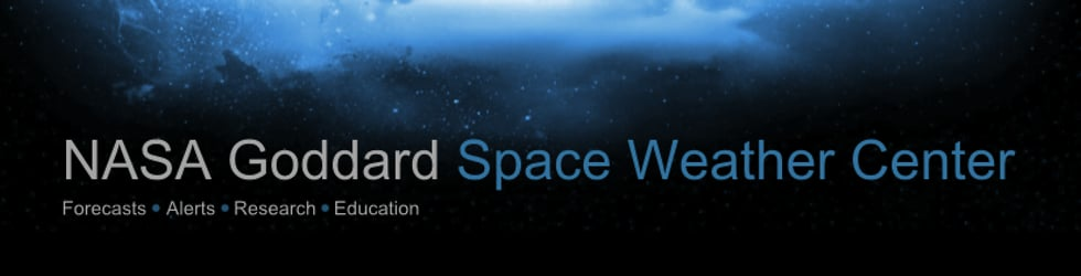 NASA Goddard Space Weather Center