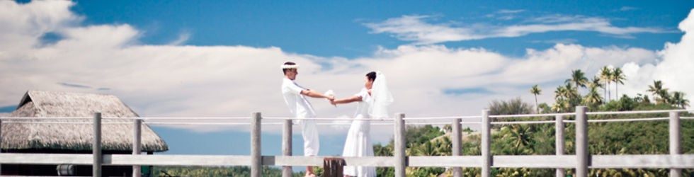 Wedding film & video Bora Bora