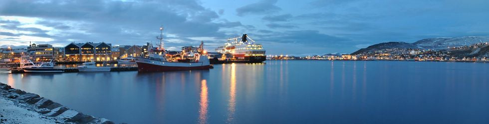 Hurtigruten 2011 December