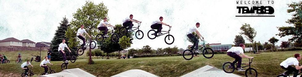 TEMPERED BMX