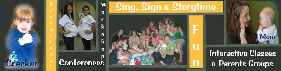 Baby sign language -My Smart Hands London