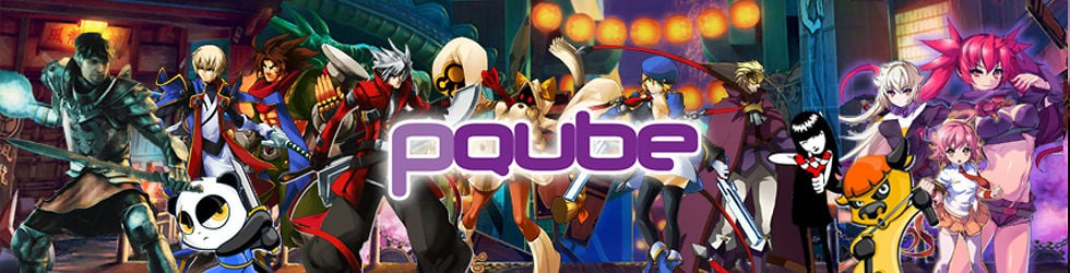 PQube Games - Official Trailers