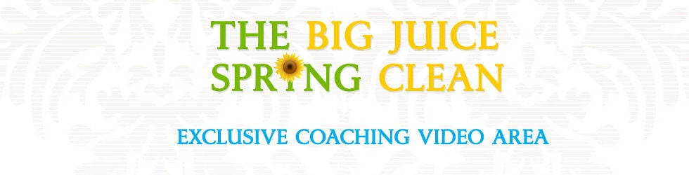 Big Juice Spring Clean