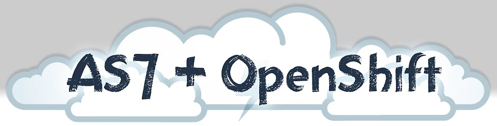 JBoss AS7.1 + OpenShift: Java EE 6 PaaS