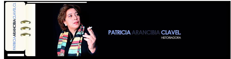 Patricia Arancibia Clavel.