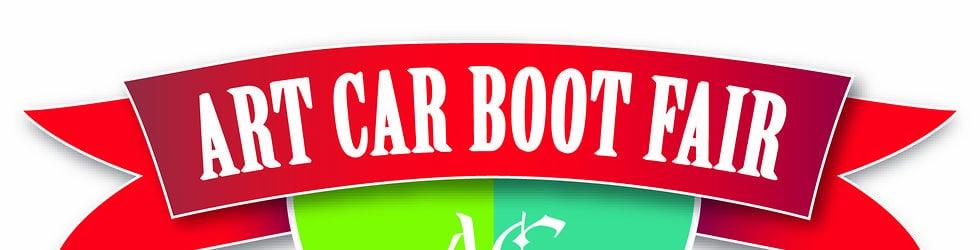 ART CAR BOOT FAIR - In London on Sunday 12th June 2016 !
