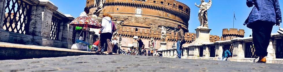Reportage da Roma. Italy