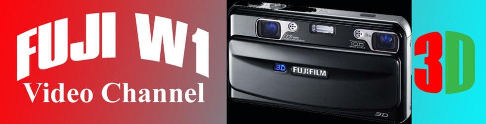 FUJI W1 3D VIDEOS