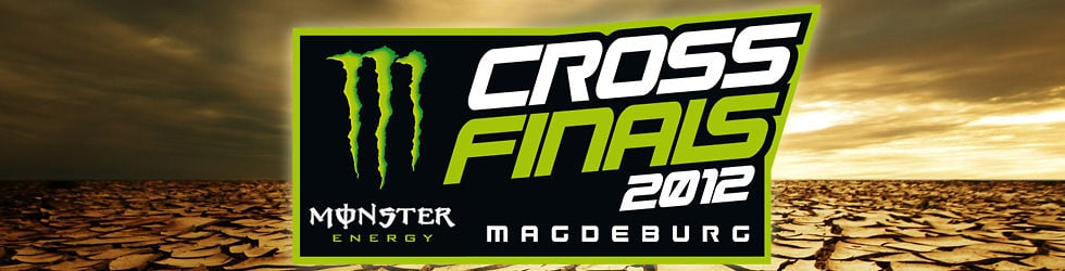 Monster Energy CROSS FINALS 2012