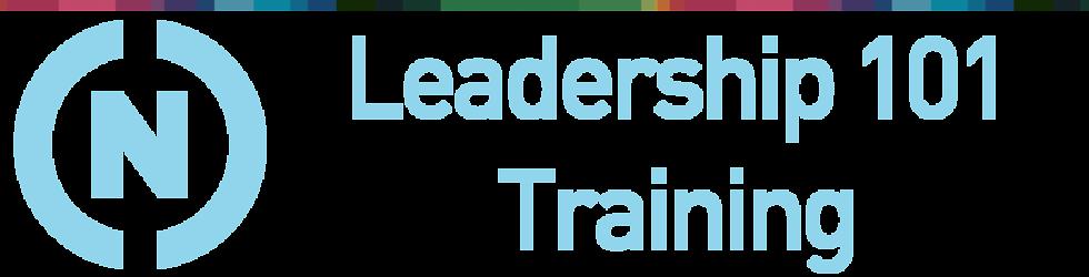 Leadership 101 Training