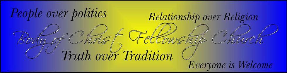 Body of Christ Fellowship Church