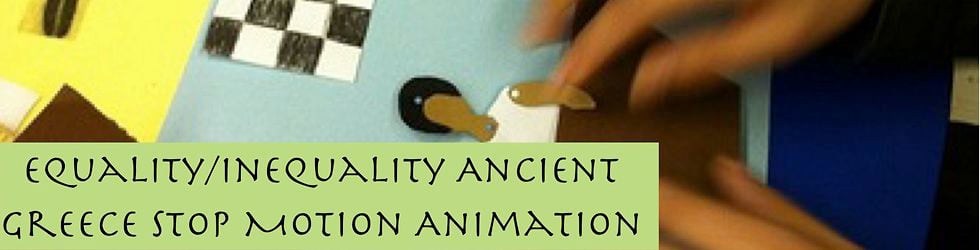 E/I Ancient Greece Stop Motion Animation Films