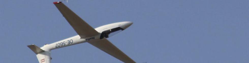 Aerobatic Glider ITALIA
