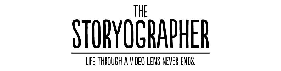 The Storyographer for Friends & Family in Victoria, BC