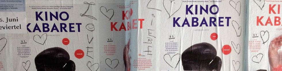 HamburgerKino KinoKabaret 2012