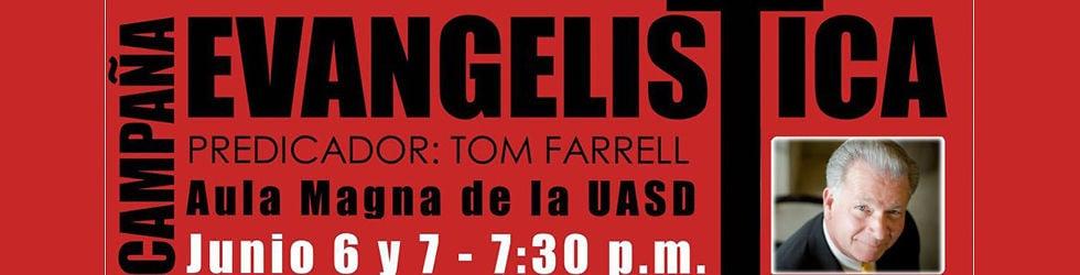 Campaña Evangelística 2012 de Iglesias Bautistas Independientes