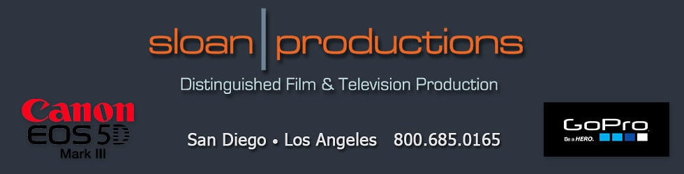 Sloan Productions Video Production Blog & Channel
