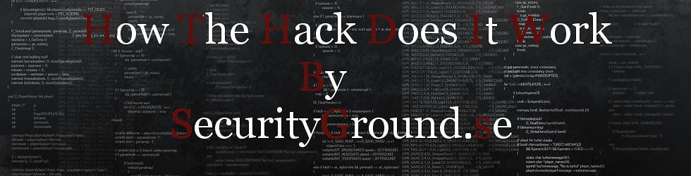 How The Hack Does It Work