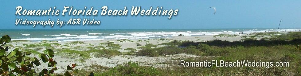 Romantic Florida Beach Weddings