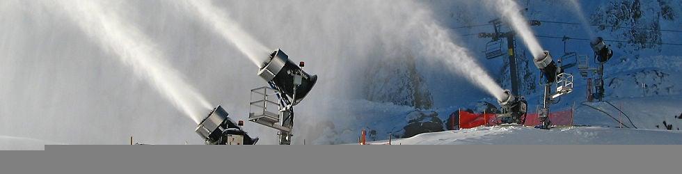 SMI Snowmakers Snowmaking Videos