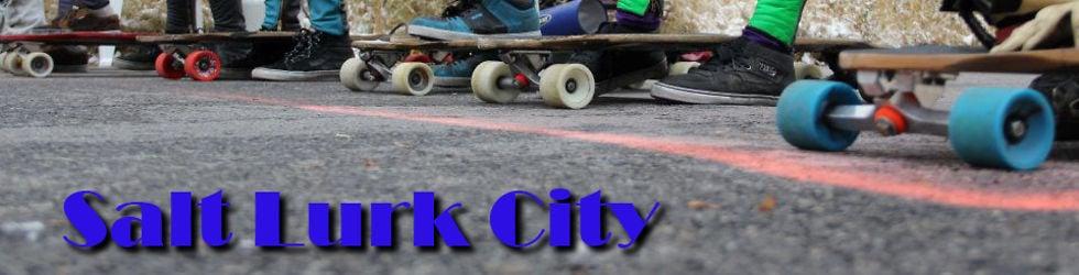 Utah Downhill Skateboarding