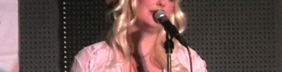 Jude Calvert-Toulmin live spoken word