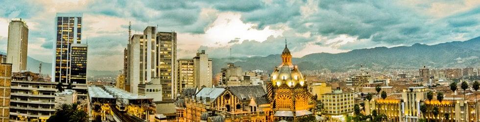 Recorriendo Medellín