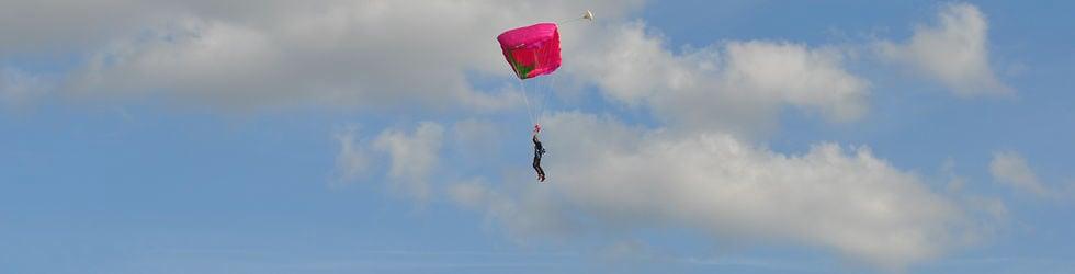 Go-parachutisme, skydive France