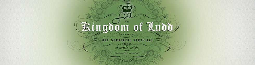 The Kingdom of Ludd