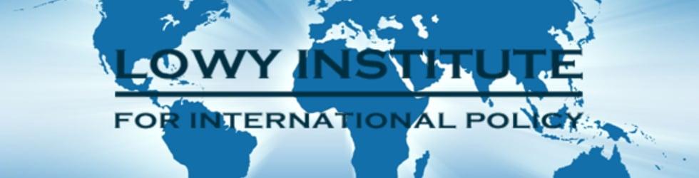 Lowy Institute Event Videos